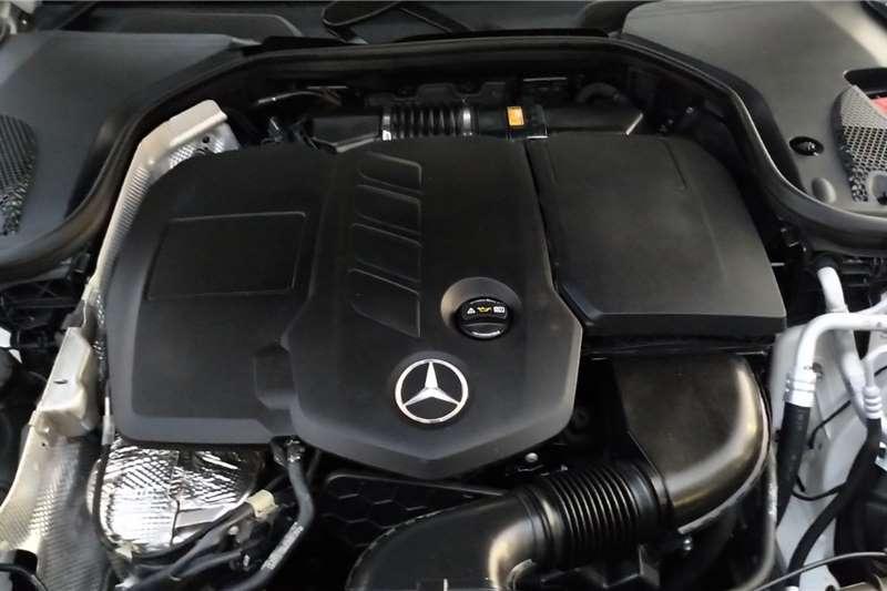 Mercedes Benz E Class E220d Avantgarde 2018
