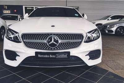 Mercedes Benz E-Class E220d cabriolet AMG Line 2019