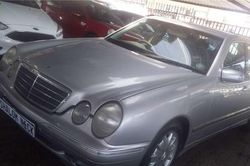 Mercedes Benz E Class E240 1999