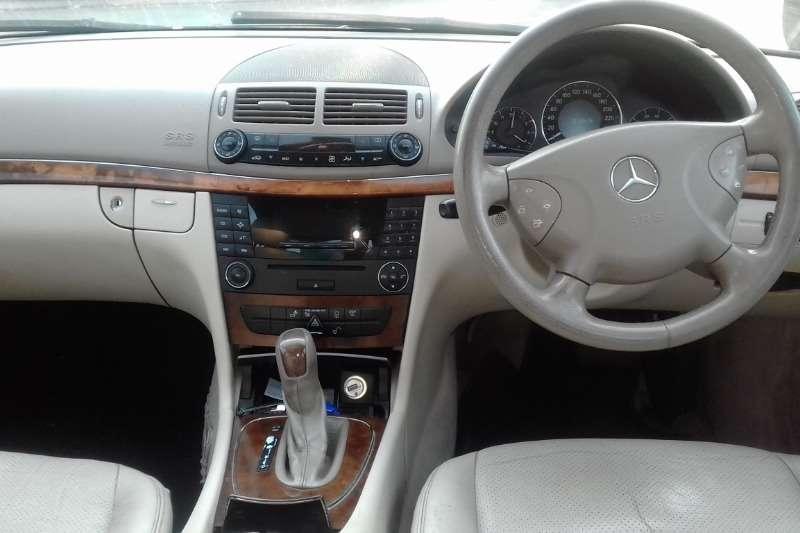 Mercedes Benz E Class E240 2003