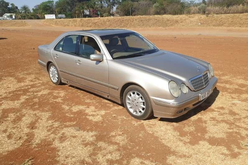 2001 Mercedes Benz E-Class