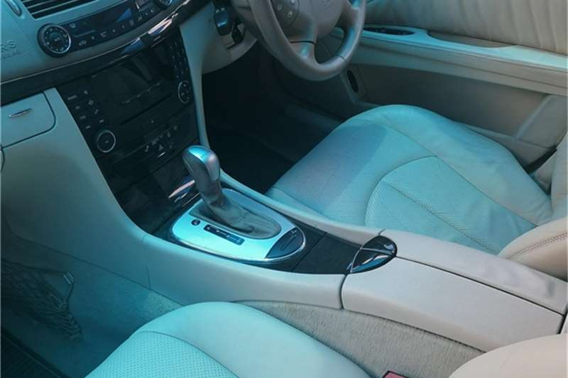 2004 Mercedes Benz E Class