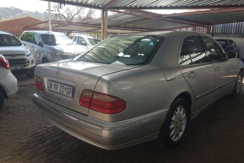 Used 1999 Mercedes Benz E Class E250