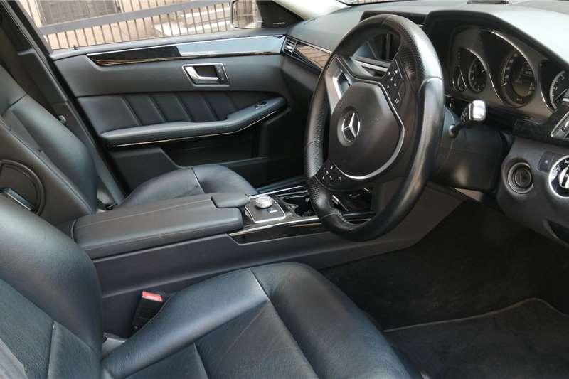 Mercedes Benz E Class E250 2012