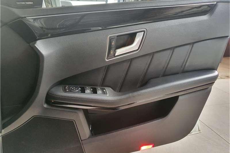 Mercedes Benz E Class E250 Avantgarde 2014