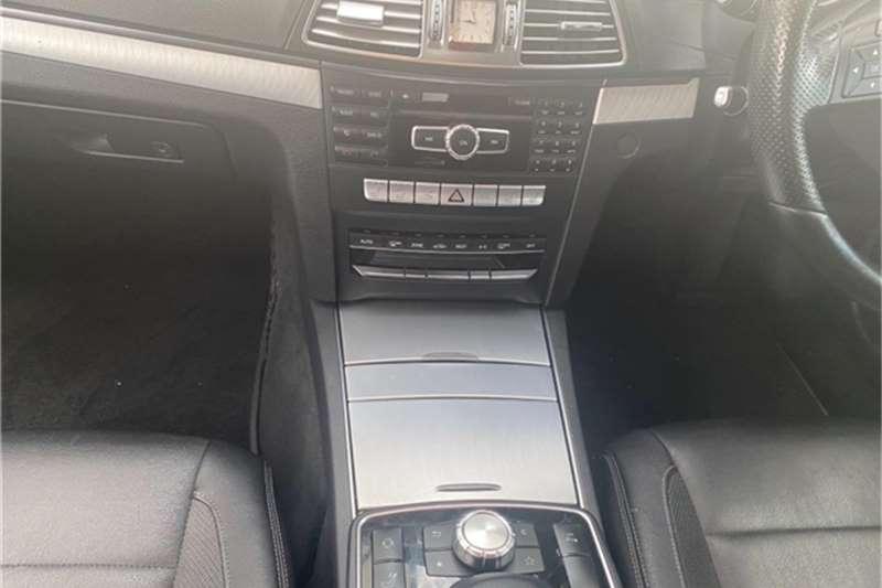 Used 2015 Mercedes Benz E Class E250 cabriolet