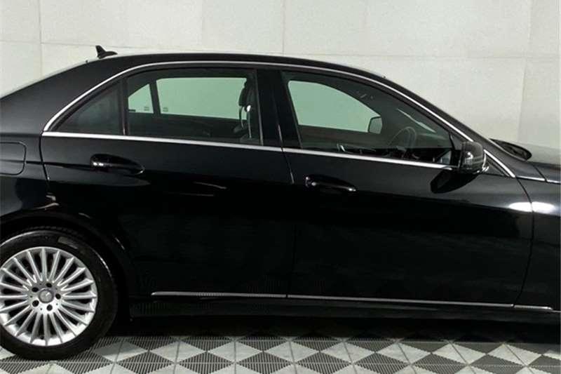 Used 2013 Mercedes Benz E Class E250 Elegance