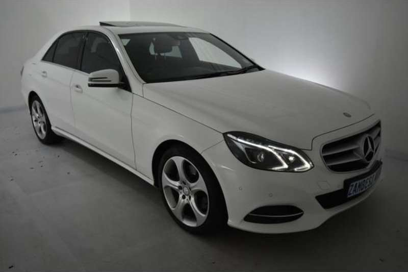 Mercedes Benz E Class E250 estate Elegance 2014