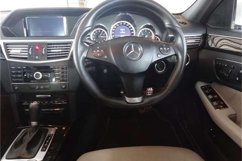 Mercedes Benz E Class E250CDI Avantgarde 2010