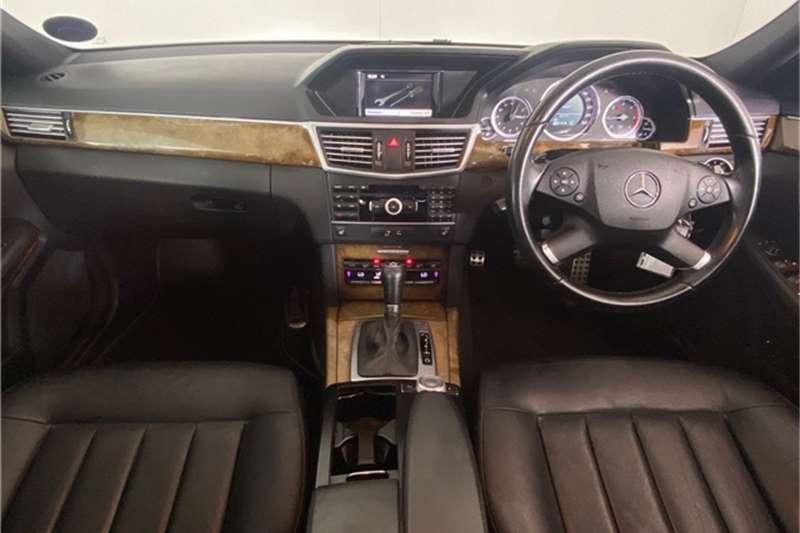 2011 Mercedes Benz E Class E250CDI Avantgarde