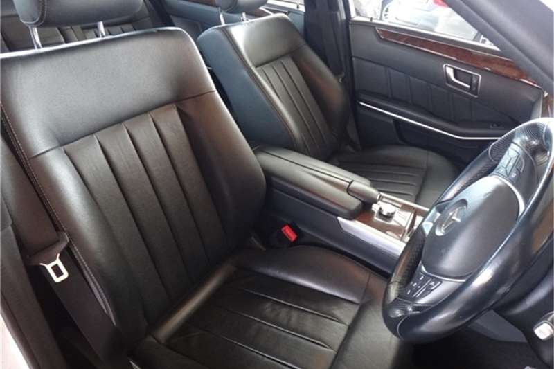 Mercedes Benz E Class E250CDI Avantgarde 2014