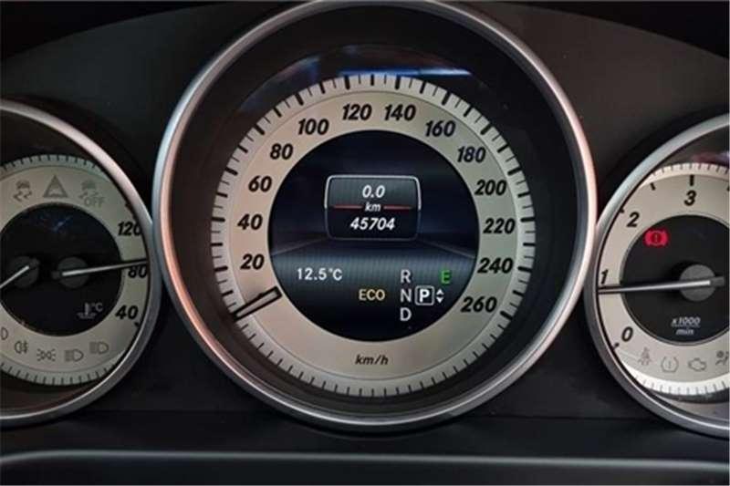 Used 2014 Mercedes Benz E Class E250CDI Avantgarde