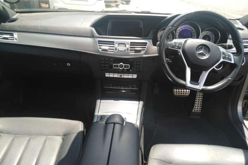 2015 Mercedes Benz E Class E250CDI Avantgarde