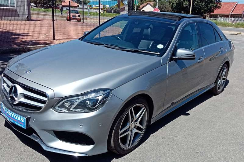 Used 2015 Mercedes Benz E Class E250CDI Avantgarde