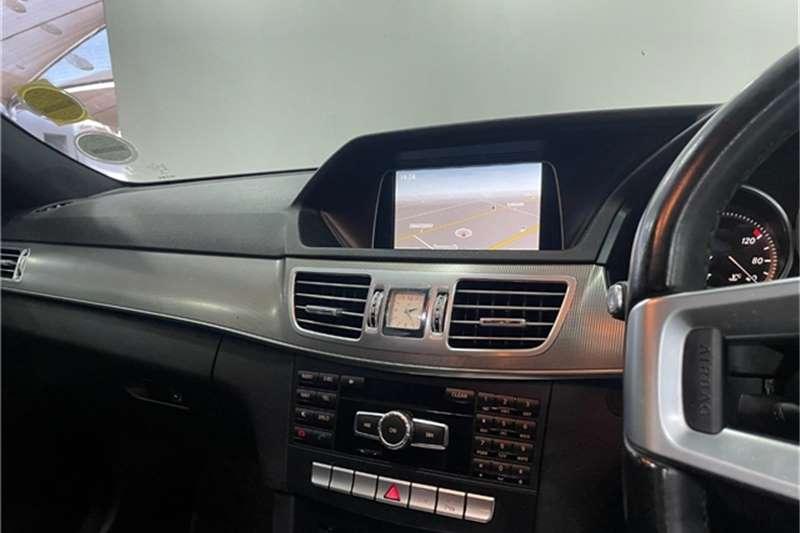 Used 2016 Mercedes Benz E Class E250CDI Avantgarde