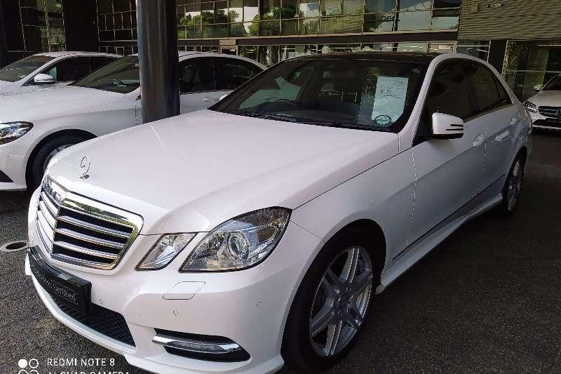 Used 2013 Mercedes Benz E Class E250CDI Avantgarde AMG Sports
