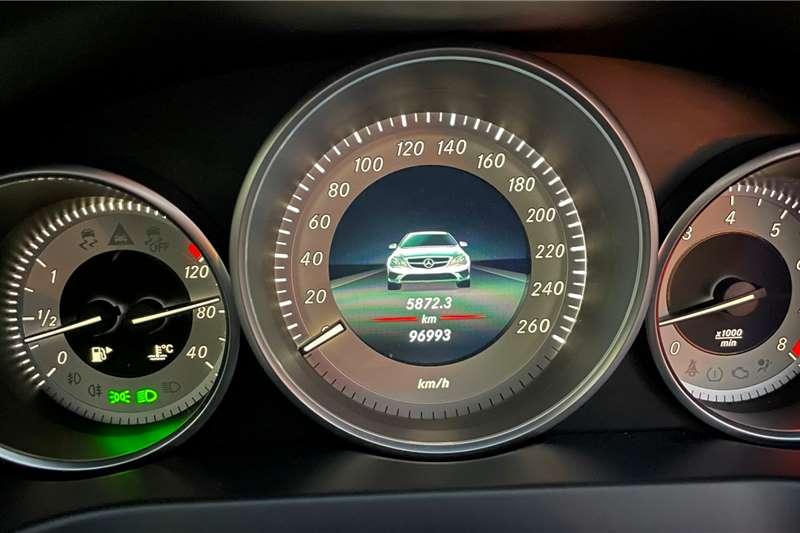 Used 2014 Mercedes Benz E Class E250CDI coupe Sport Edition