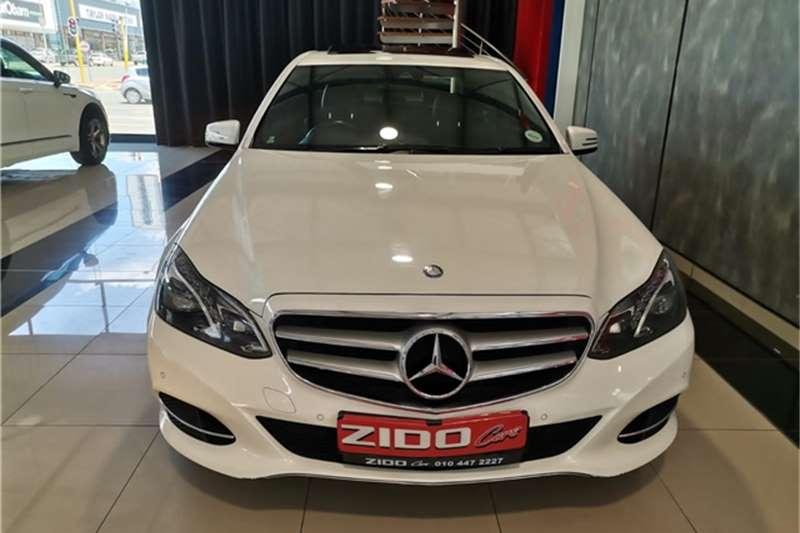 Used 2013 Mercedes Benz E Class E250CDI Elegance