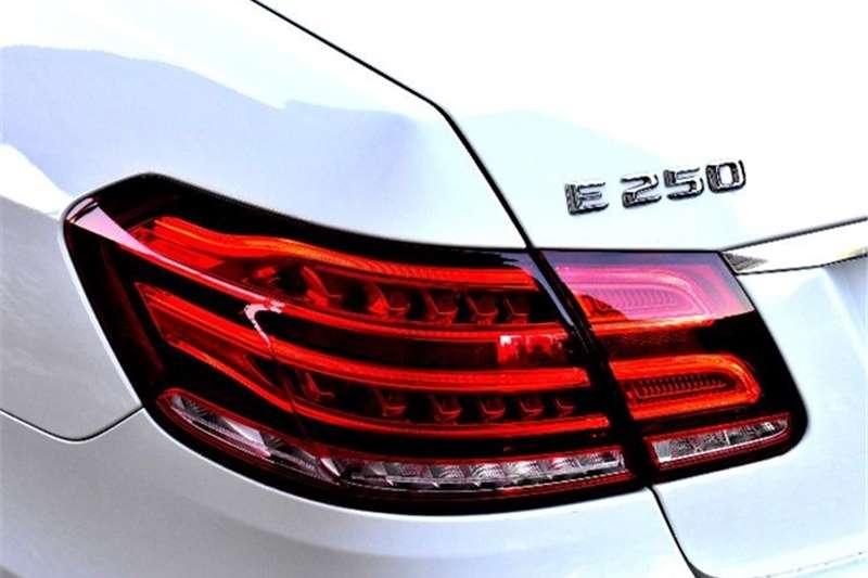 Used 2014 Mercedes Benz E Class E250CDI Elegance