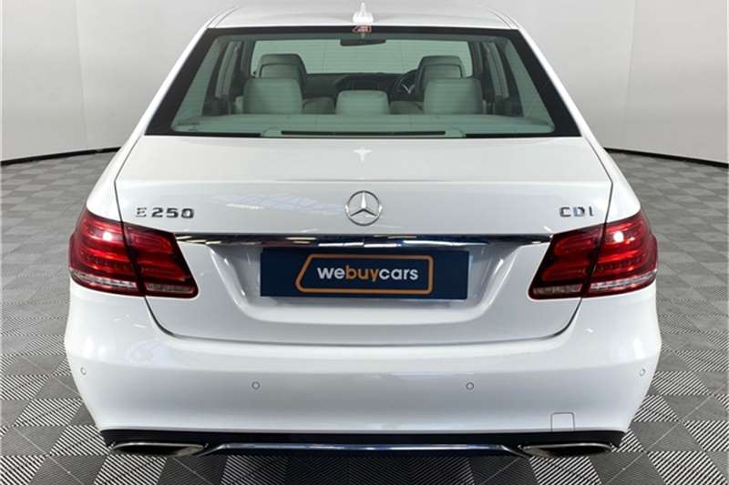 2014 Mercedes Benz E Class E250CDI Elegance