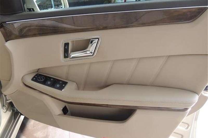 2010 Mercedes Benz E Class