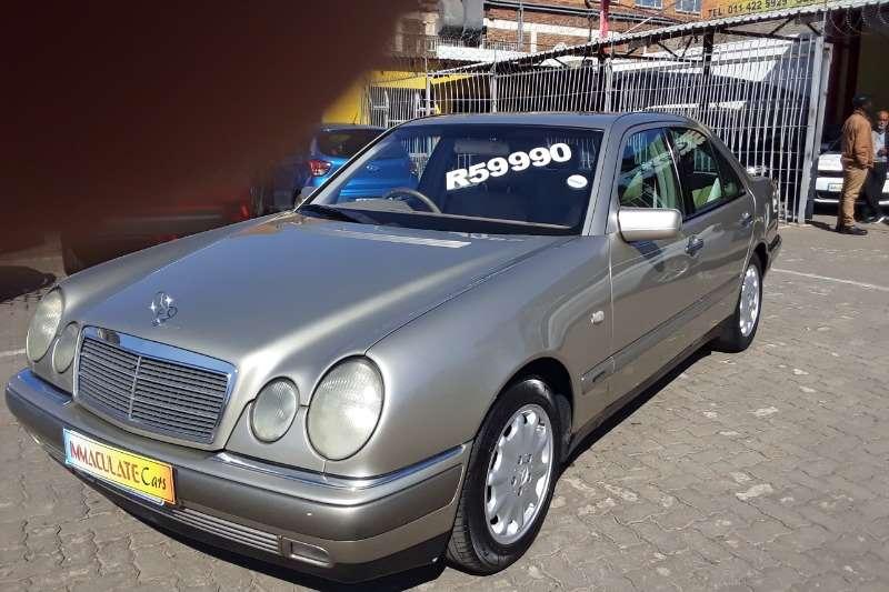 Mercedes Benz E Class E280 1998