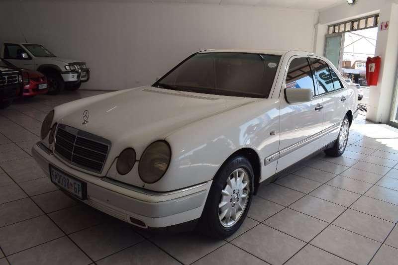 Mercedes Benz E Class E280 Elegance 1998
