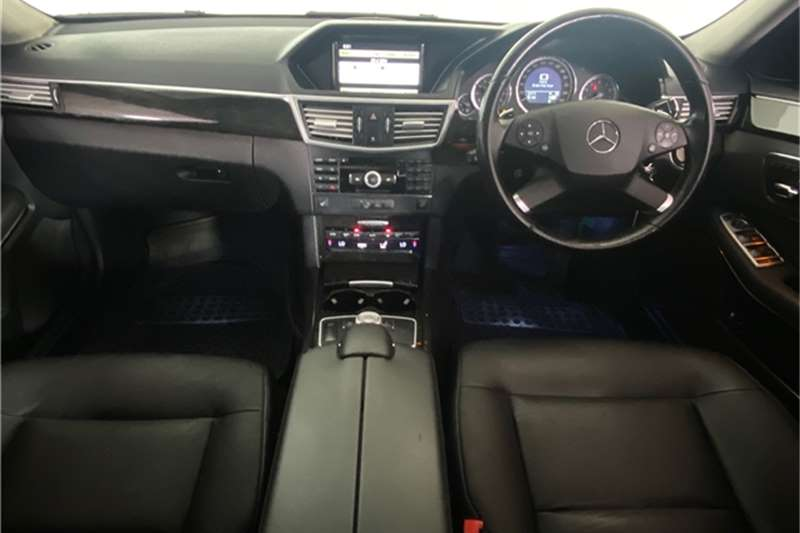 Used 2011 Mercedes Benz E Class E300 Avantgarde