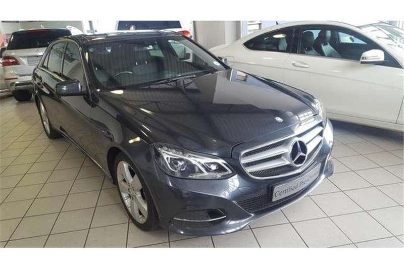 Mercedes Benz E Class E300 BlueTec Hybrid Avantgarde 2014