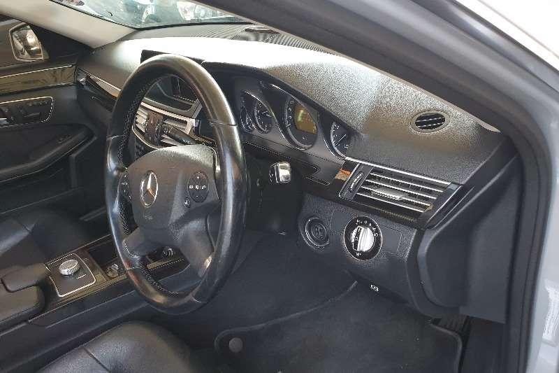 Used 2011 Mercedes Benz E-Class E300 cabriolet