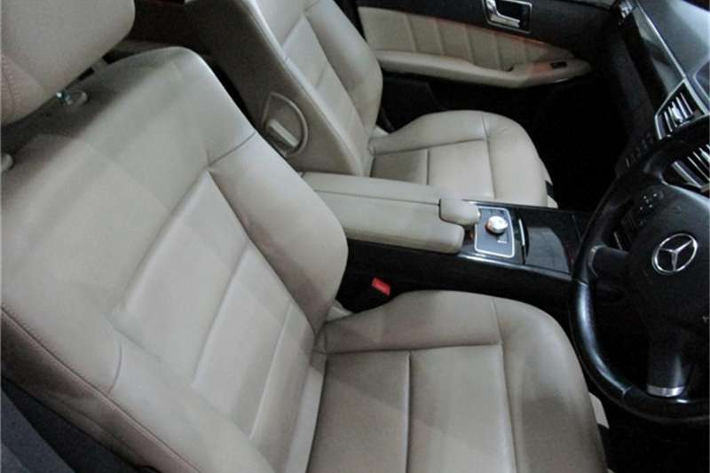 Mercedes Benz E Class E300 Elegance 2010
