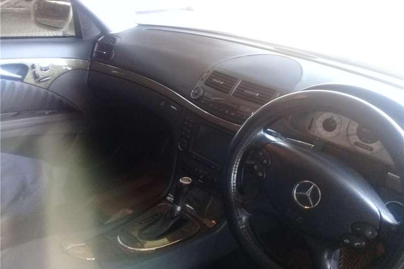 Mercedes Benz E Class E320CDI Avantgarde 2009