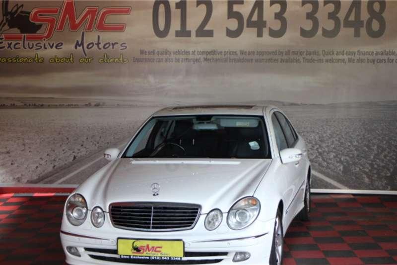 Mercedes Benz E Class E320CDI Elegance 2006