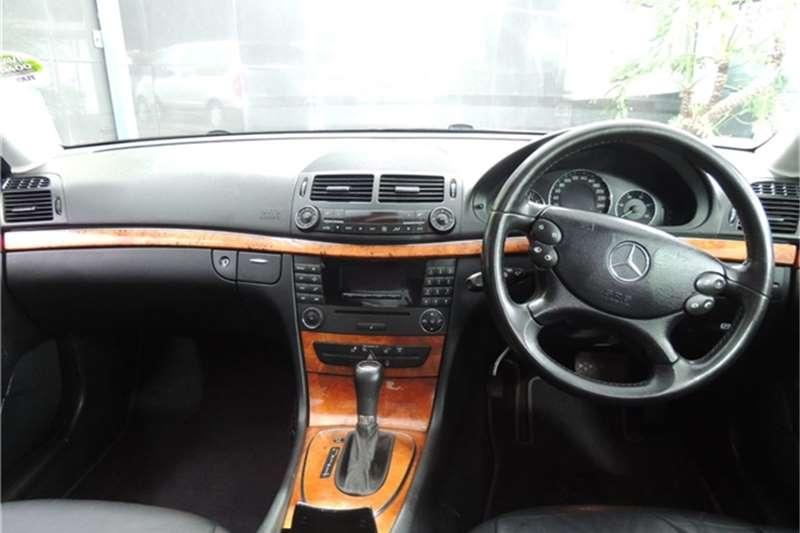 Mercedes Benz E Class E320CDI estate Elegance 2009