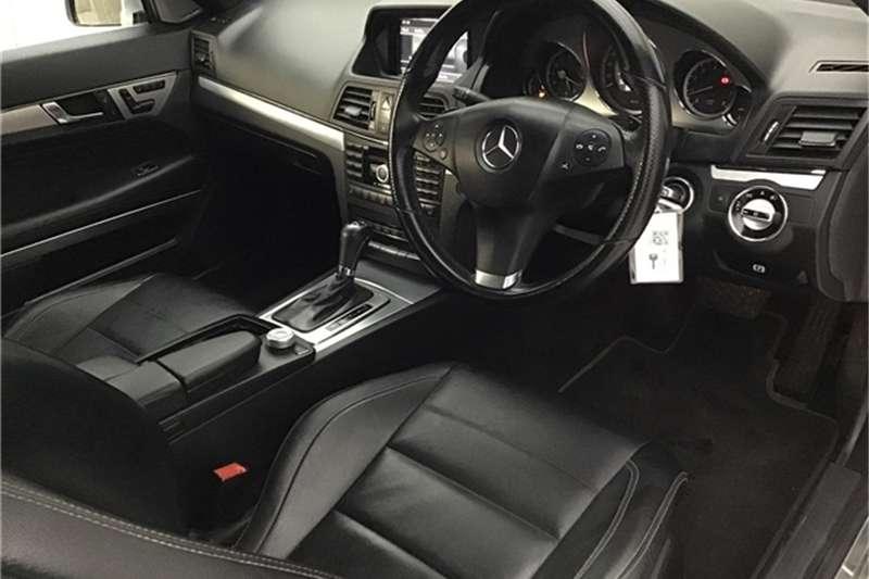 Mercedes Benz E Class E350 cabriolet Elegance 2010