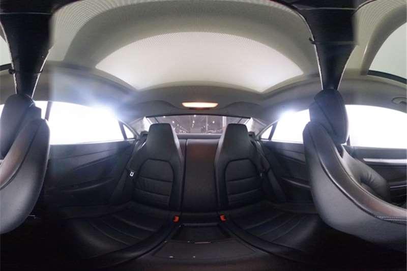 2010 Mercedes Benz E Class E350 coupé Elegance