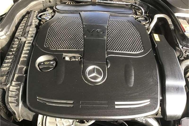 Mercedes Benz E Class E350 coupé Elegance 2012