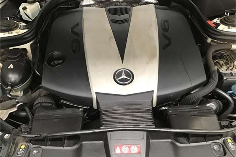 Mercedes Benz E Class E350CDI Elegance 2010