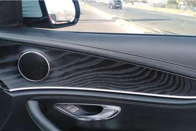 Used 2016 Mercedes Benz E Class E350d Exclusive