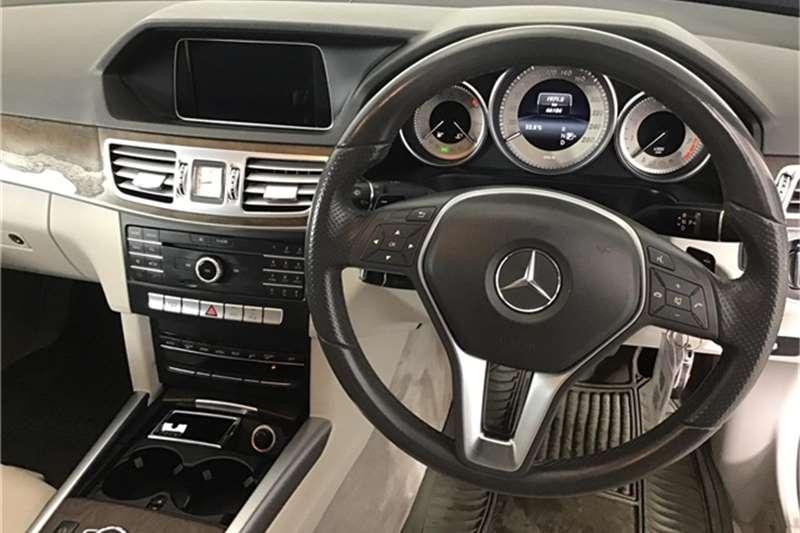 Mercedes Benz E Class E400 Avantgarde 2015
