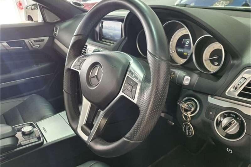 Mercedes Benz E Class E400 cabriolet 2014