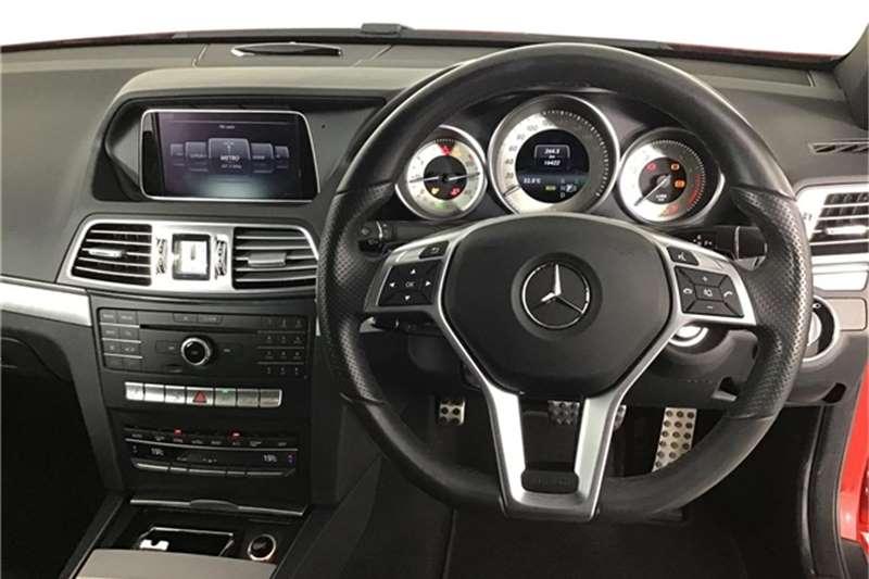 Mercedes Benz E Class E400 coupe 2016