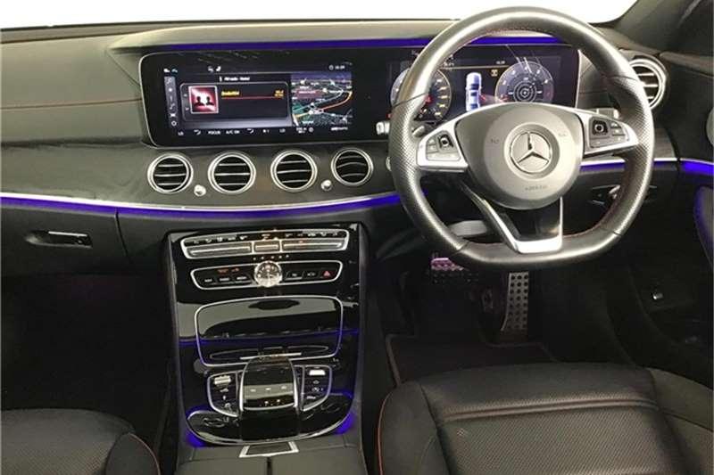 Used 2018 Mercedes Benz E Class E43 4Matic