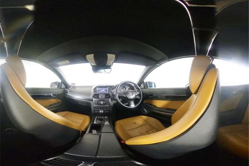 2010 Mercedes Benz E Class E500 cabriolet Elegance