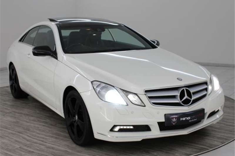 Mercedes Benz E Class E500 coupé Elegance for sale in Gauteng | Auto