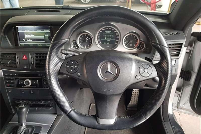 Mercedes Benz E Class E500 coupé Elegance 2012