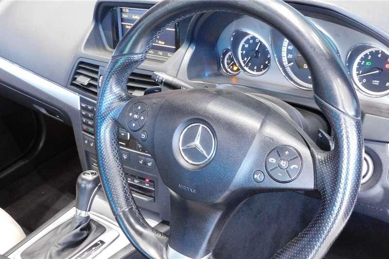 2011 Mercedes Benz E-Class