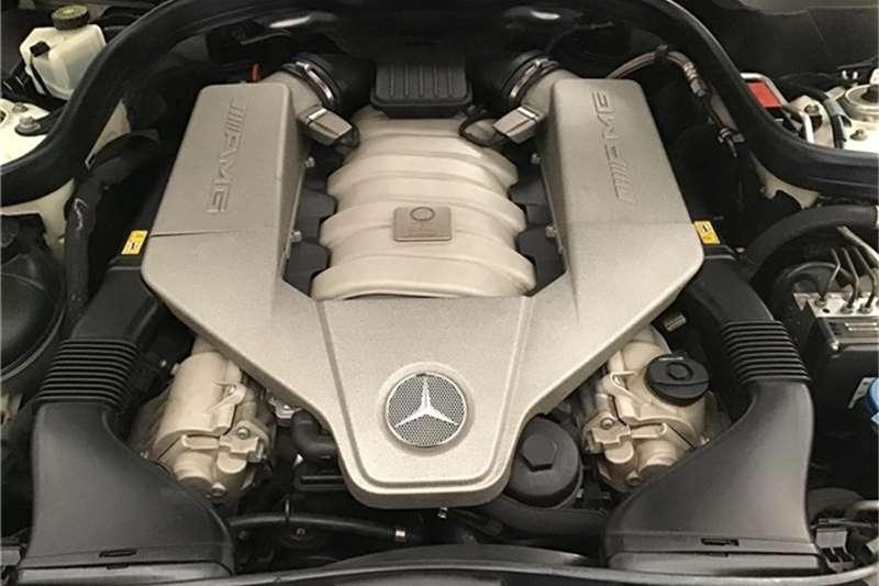 Mercedes Benz E Class E63 AMG 2010