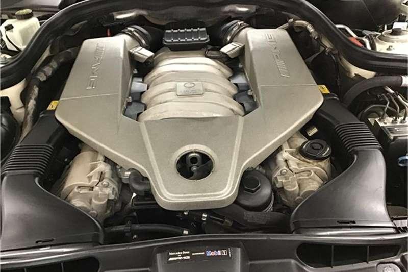 Mercedes Benz E Class E63 AMG 2011
