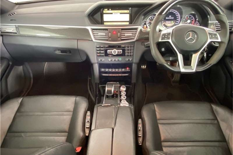 2012 Mercedes Benz E Class E63 AMG